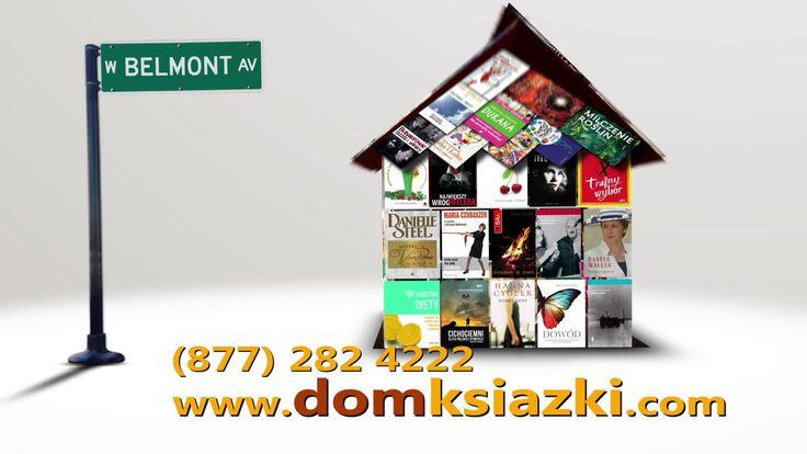 Pin on DOM KSIAZKI D&Z HOUSE OF BOOKS
