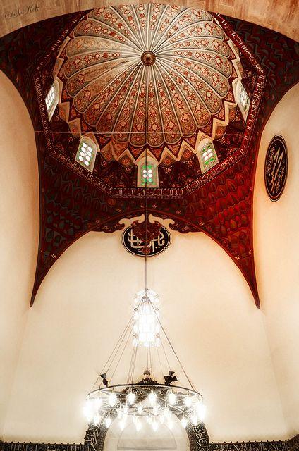 Yesil Mosque, Bursa, Turkey, via Flickr.