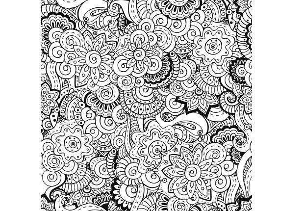 208 Best Art Zentangles 10 Black Complex Designs Images