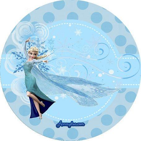 Kit Elsa Frozen 1
