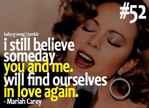 lyric quotes mariah carey