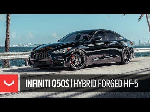 Video Infiniti Q50s En 2020