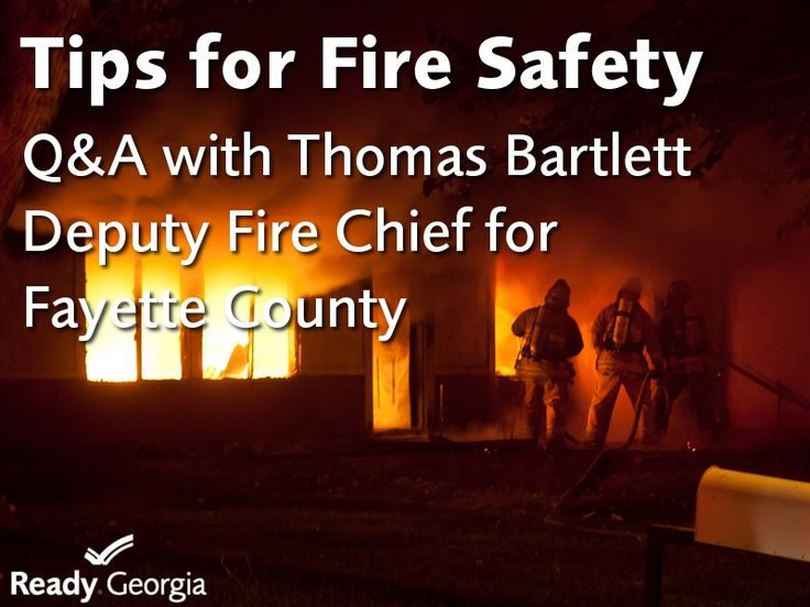 7 best images about safety on pinterest to be home and for Fire prevention tips for home
