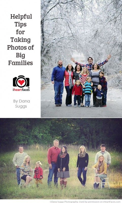 The Importance of Extended Family Photos