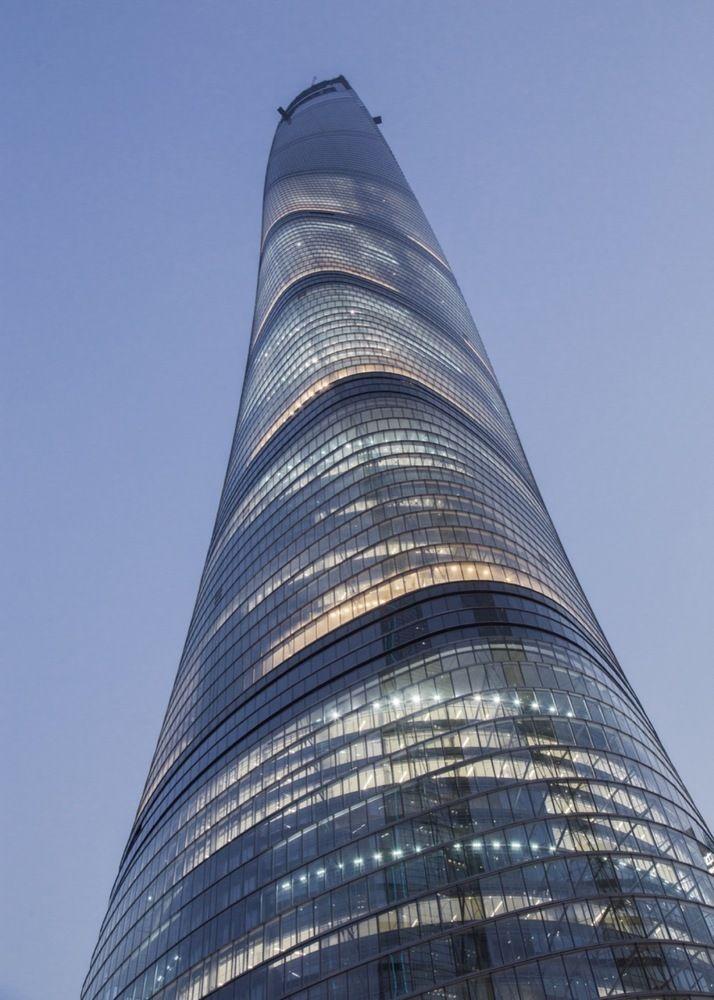 Gallery of Shanghai Tower / Gensler - 2