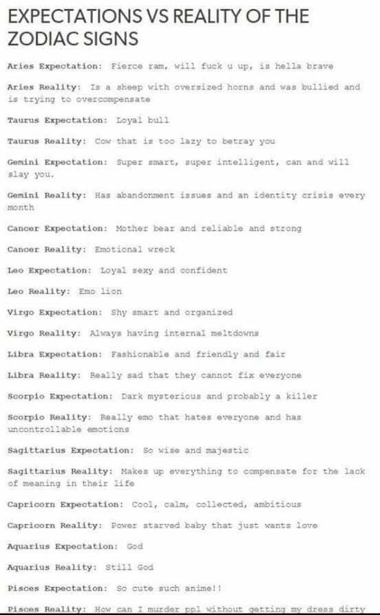Why is this so accurate for me #pisces