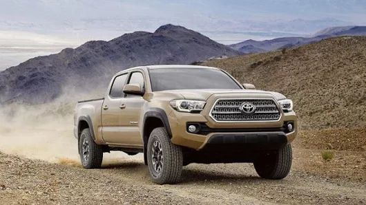 2017 Toyota Tacoma diesel, release date, price, mpg, redesign