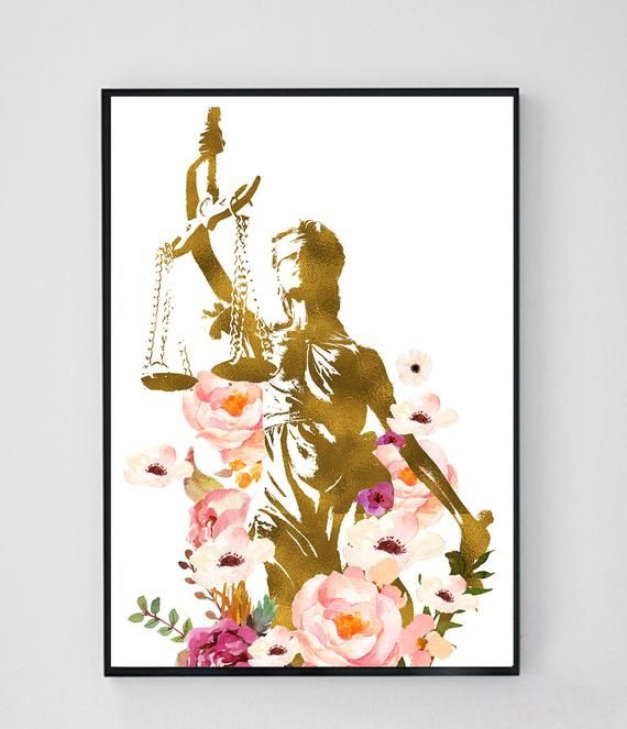 Lawyer Gift Art Lawyer Art Lawyer Office Decor Justice Art Etsy Lawyer Office Law Office Decor Lawyer Office Decor