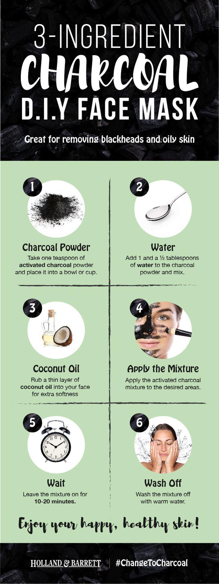 3 natürliche Gesichtsmasken für strahlende Haut und Entspannung – Make-up – # 1 …   – Hautpflege