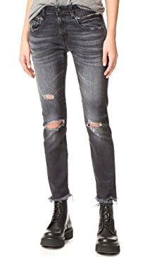 New R13 Biker Boy Jeans online. Find great deals on Petersyn Clothing from top store. Sku gsxk59689wvlb58134