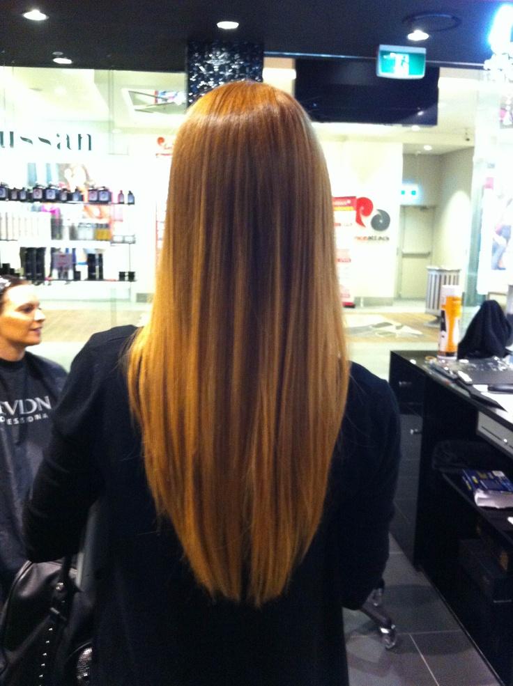 #Keratin #hair treatment direct from our Wollongong #salon. Book online at http://bit.ly/WFb4jJ #blowdrybar