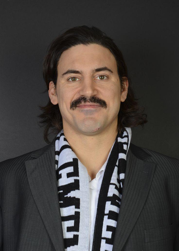 George Parros Mise à jour Movember - 26 novembre 2013 // Movember Update - November 26, 2013 #MoHabsMo