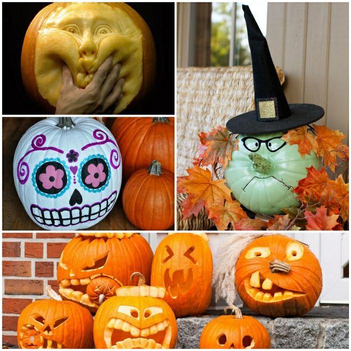 Halloween Party Spiele für ein Kinderfest voller Süßigkeiten