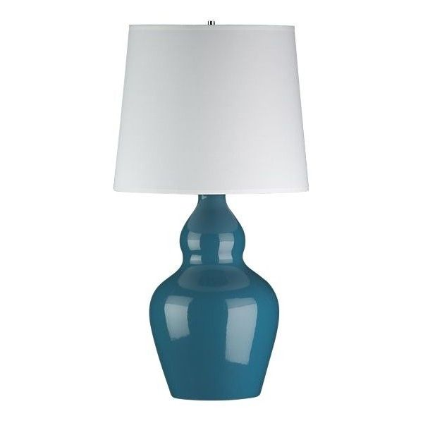 Mejores 20 imgenes de batavia julias room en pinterest selma peacock table lamp 195 brl liked on polyvore featuring home lighting aloadofball Images