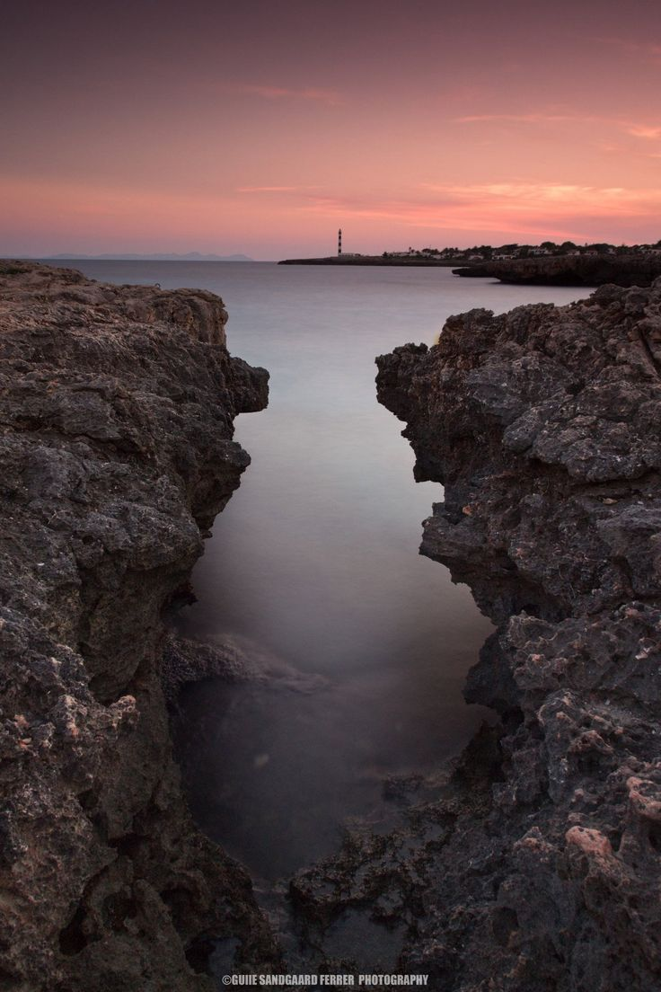 Moon Sunset: Menorca is a magic place. I took this picture in Racó des Xaloc, Cala n' Bosch. Visit www.guiiesandgaardferrer.com for more photos.