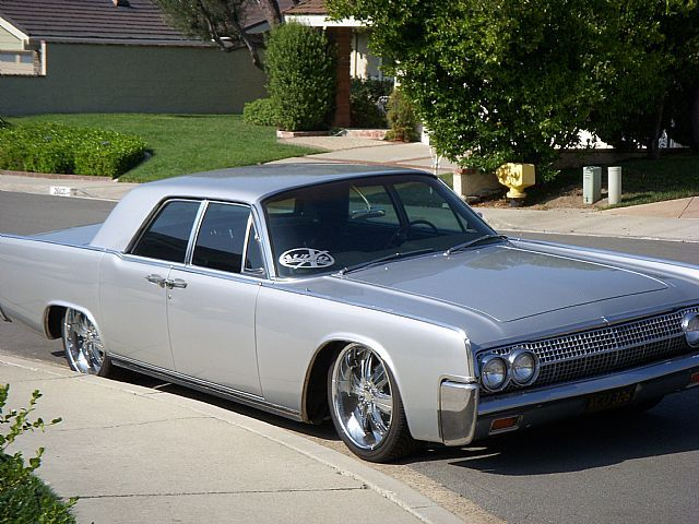 85 best Lincoln 60s - 70s images on Pinterest | Old cars ...
