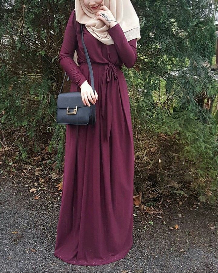 Hijab fashion love this color