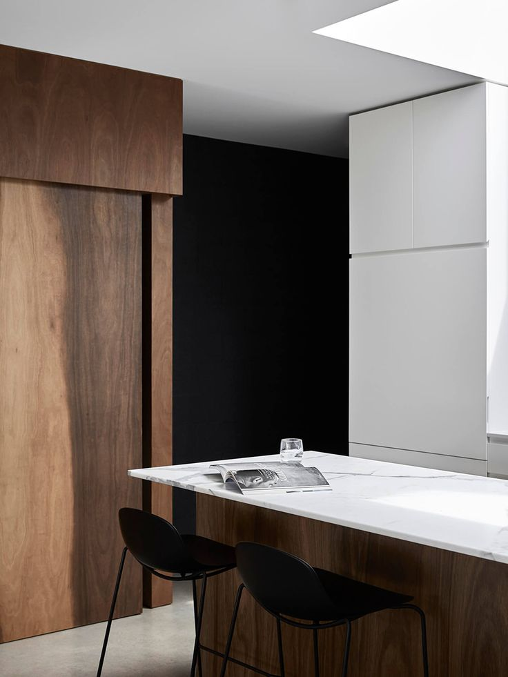 Kitchen - Residence in Australia by Taylor Knights