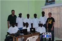 Fantastic work Missouri University of Science and Technology, University of Cincinnati, Missouri EDGE LLC, and IDC LLC on the success of the Pula Cloud project bringing employment to rural Kenya and rural Missouri.  What a fantastic way to combat extreme poverty by creating jobs in the Information Technology sector.  Keep up the great work!