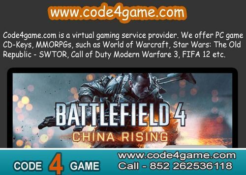 Activation Code for PC Games - Cheap FIFA 15 Game Code - Battlefield Hardline Cdkey