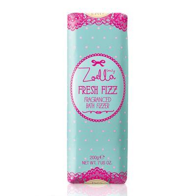 Zoella Beauty Tutti Fruity Fresh Fizz Fragranced Bath Fizzer 280g