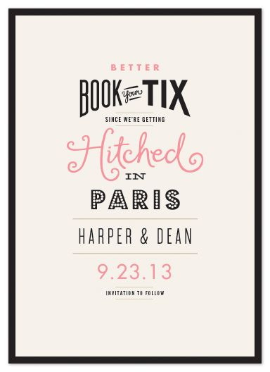 save the date: Jennifer Wicked, Boards Call, Mixed Fonts, Wedding Invitations, Fonts Mixed, Graphics Design, Typography Save The Date, Save The Date Typography, Types Treatments