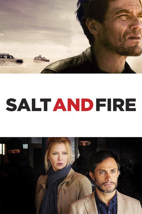 Watch->> Salt and Fire 2016 Full - Movie Online