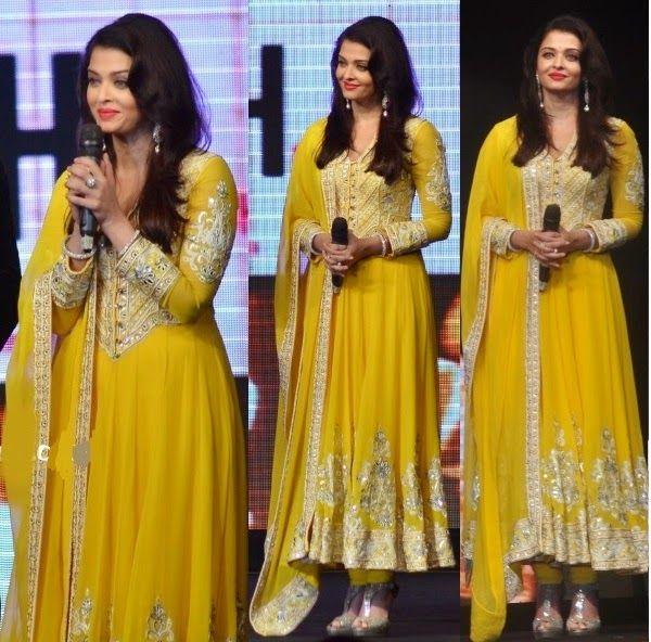 Bollywood actresses rocking the anarkali dress