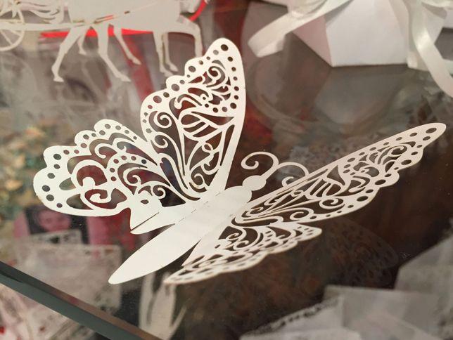 Farfalla ornamento