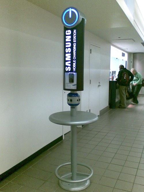 Samsung Charging Stations