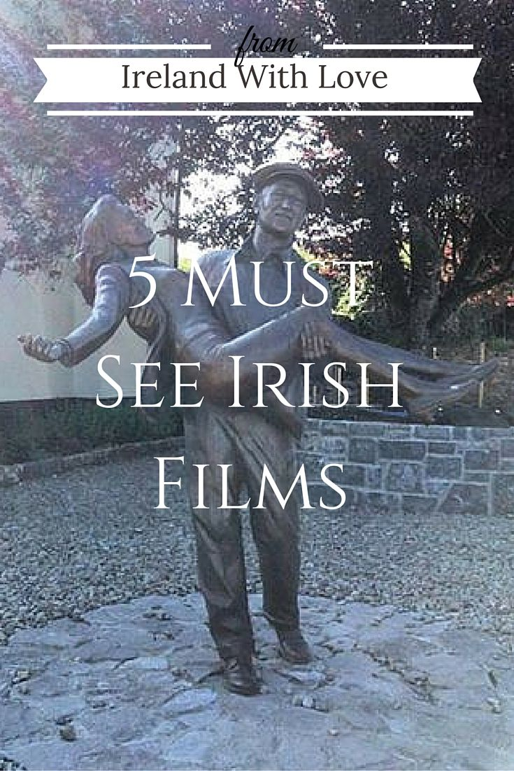 Film set in a particular country or place has a way of inspiring people to travel there. Check out these 5 Irish films that might inspire you to travel to Ireland.