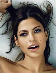 Photos of Eva Mendes, one of the hottest girls in movies and TV. Fans will also enjoy hot bikini pics of Eva Mendes or even photos of her sexy feet.Eva's first major role was in Training Day. She has since been in such movies as Ghost Rider, The Other Guys, and Hitch. She is also a mode...