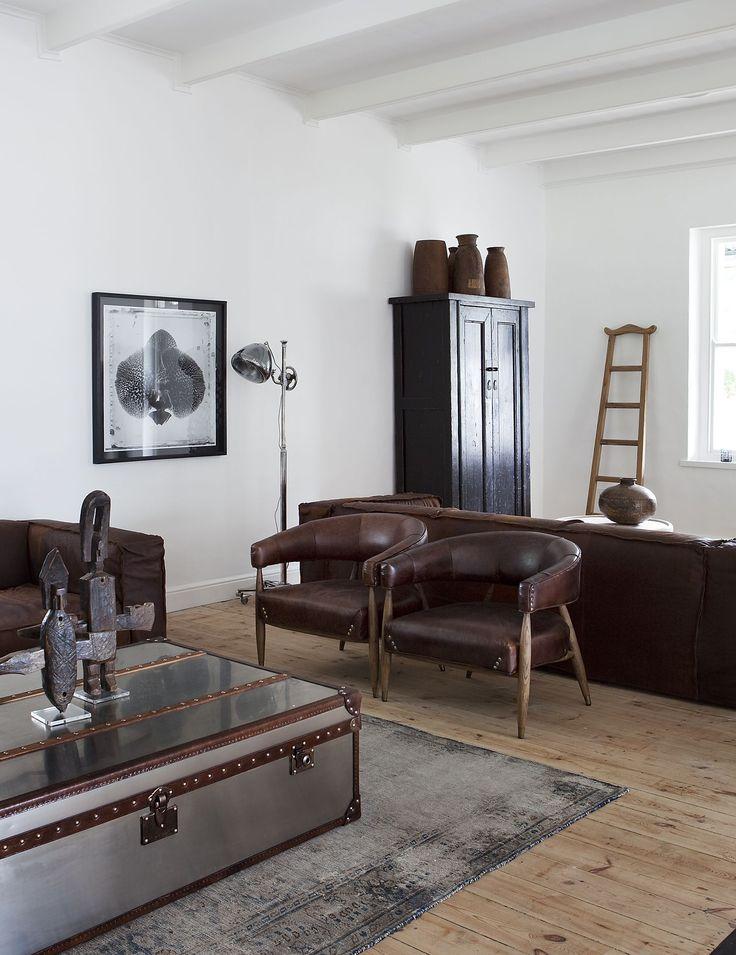 Interior At Maison Franschhoek Living Room