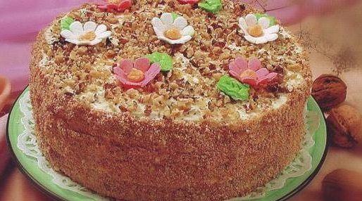 Cake «Angelica»