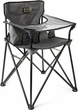 Ciao Baby Ciao Baby Go Anywhere Highchair Navy