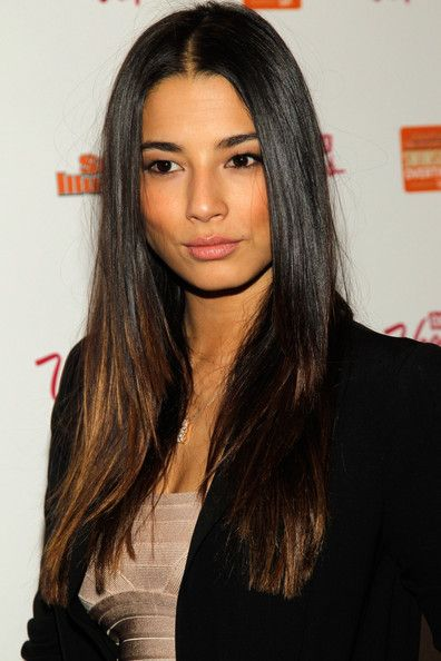 Jessica Gomes Long Straight Cut - can I find a salon in Manila that can recreate this look for me?