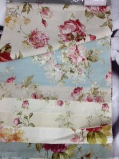 Nettex Linen Collection ... come and see the new florals in store.