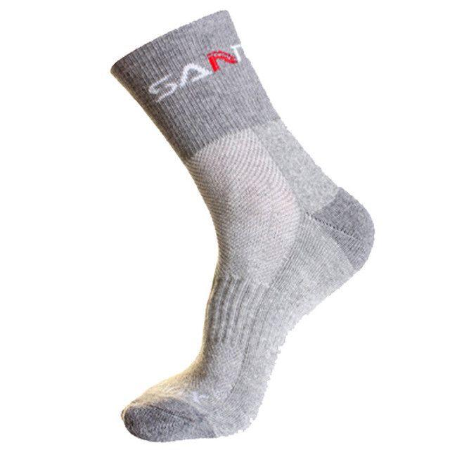 SANTO Brand male spring autumn warm high pedicure yoga basketball running sport socks,high men's cotton bicycle shoe socks s008