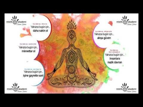 Cekim Yasasi Meditasyonu Ozlem Sahin - YouTube