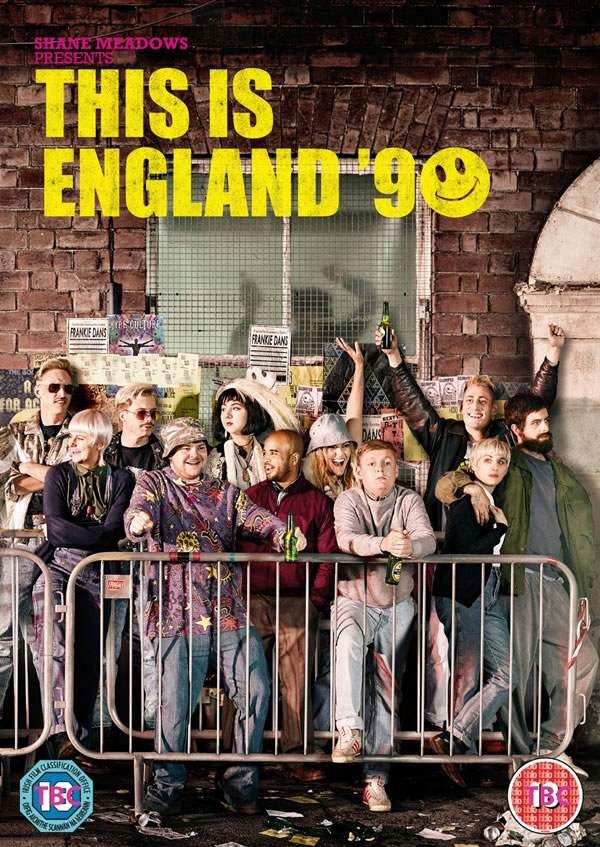 This Is England '90 1.Sezon 4.Bölüm Sezon Finali 720p Altyazılı İzle