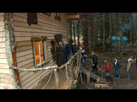 A Brown Family Homecoming   Alaskan Bush People - YouTube