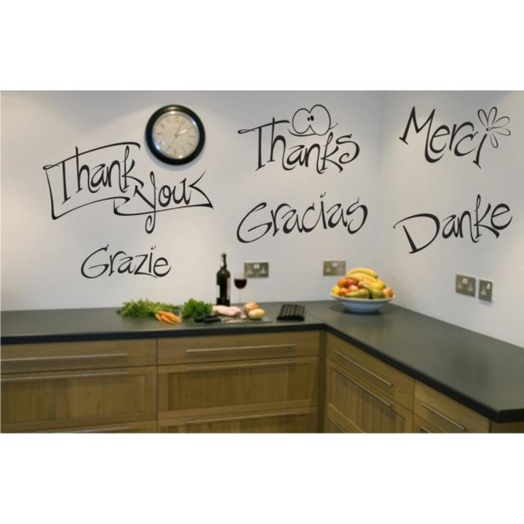 17 best images about vinilos decorativos para cocinas on - Vinilos de cocina ...
