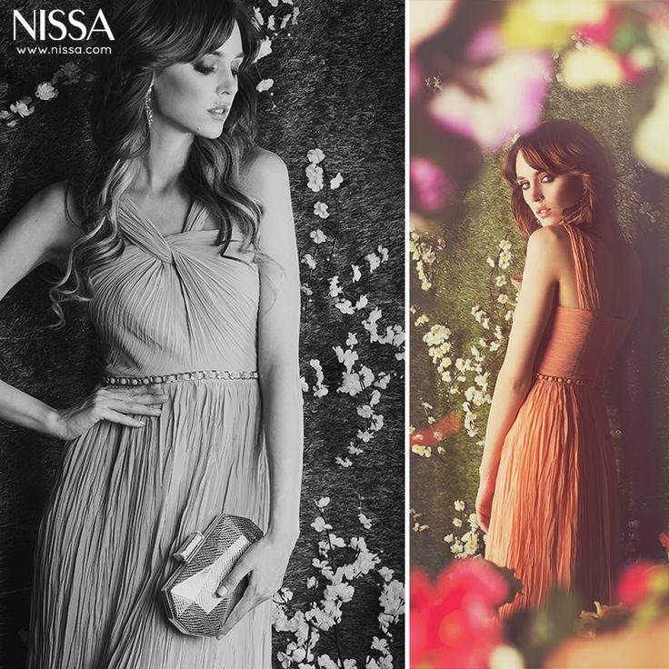 www.nissa.com  #nissa #evening #dress #fashion #style #look #pretty #beautiful #model #mood
