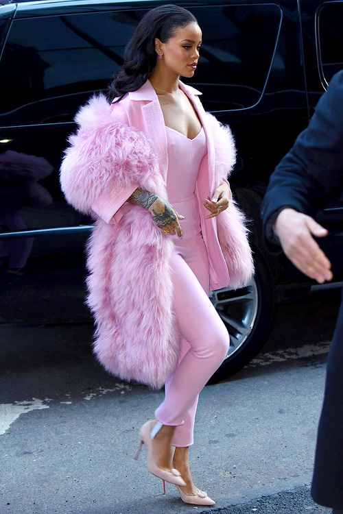 Rihanna heading to Good Morning America