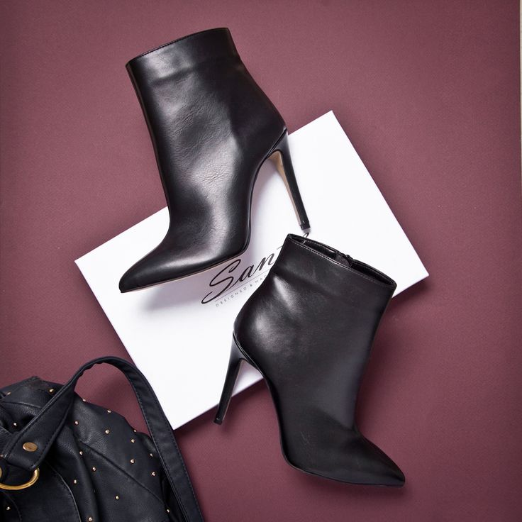 Shop this booties #SanteWorld #FW1718  Available in stores & online (SKU-98101): http://bit.ly/sku-98101