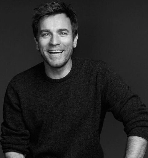 Ewan McGregor's smile is the best smile a human being can achieve