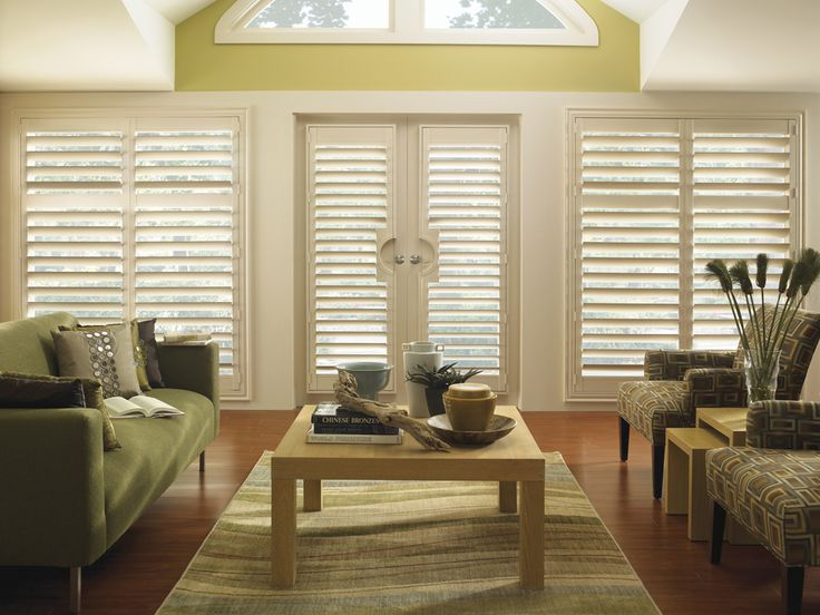 Luxaflex Newstyle Polyresin Shutters will not blister, peel, flake, corrode or fade and will never need painting making it suitable for inside and outside your home.