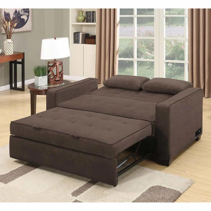 Westport Beautyrest Fabric Sleeper