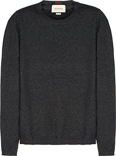 GUCCI Gucci Men'S 408131X42041165 Grey Cashmere Sweater. #gucci #cloth #