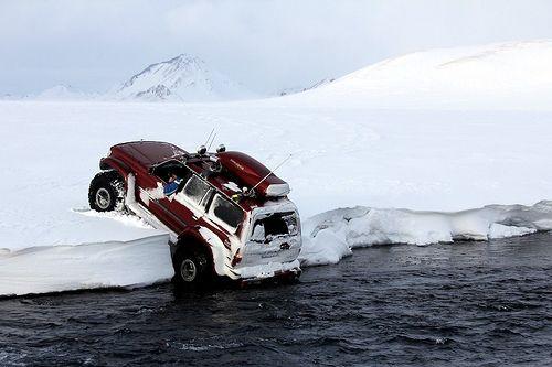 Toyota Land Crusier, Iceland